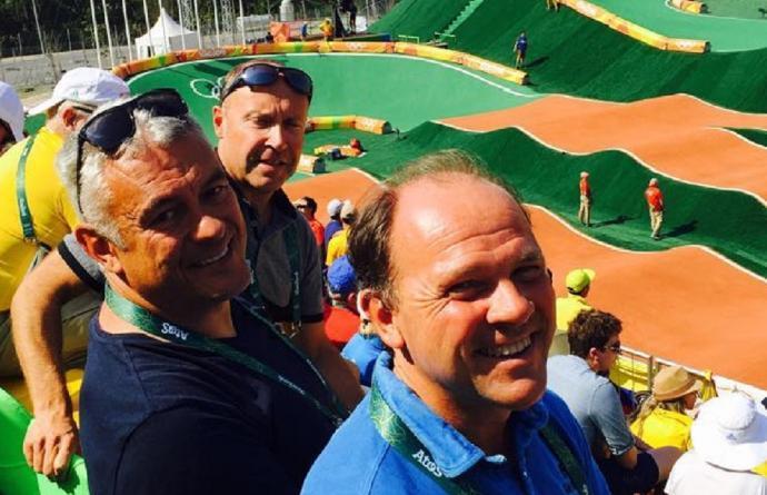 Rio 2016 Philippe Muyters