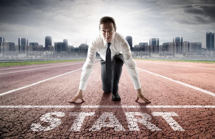 Startende ondernemer is klaar voor een vliegende start