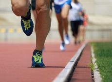 Sportinfrastructuur lopen